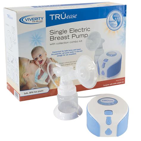 Malish Celia Rechargeable Single Electric Breast new truease single electric breast closed system electric or battery kit ebay