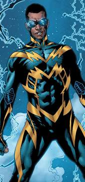 Lightning Black Who Is Your Favorite Black Dc Comics