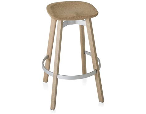 Emeco Stools by Su Stool With Cork Seat Hivemodern