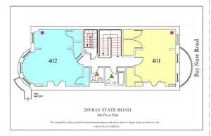 bu housing floor plans 205 bay state road 187 housing boston