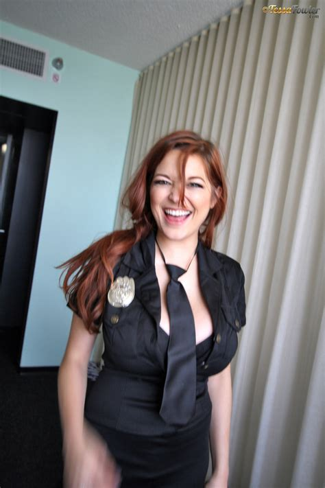 Ts Mikail Faith scroll tessa fowler as a cop