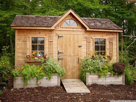 Cute Tiny Houses by Source Summerwood Com