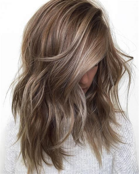 Hairstyles For Hair Color by 10 Medium Length Hair Color Heaven Medium