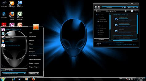 download themes untuk pc download theme alien 2 for windows 7 ofgamesoftware