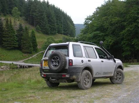 land rover freelander off road the freelander a proper land rover funrover land