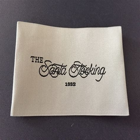 Handmade Clothing Brands - customized clothing tags washable garment labels custom