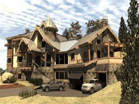 Luxury Log Cabin Home Plans Luxury Mountain Log Homes Mountain Log House Plans