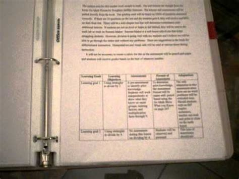 My Cda Professional Portfolio Cover Sheet Printable