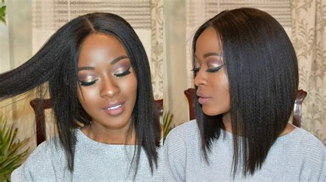 how to sleep with short bobbed hair how to sleep with a sew in bob pictures on black