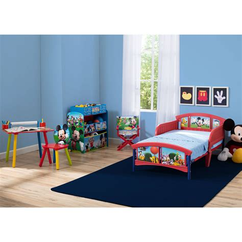 Mickey Mouse Toddler Bedroom Set mickey mouse bedroom decor room for toddlers