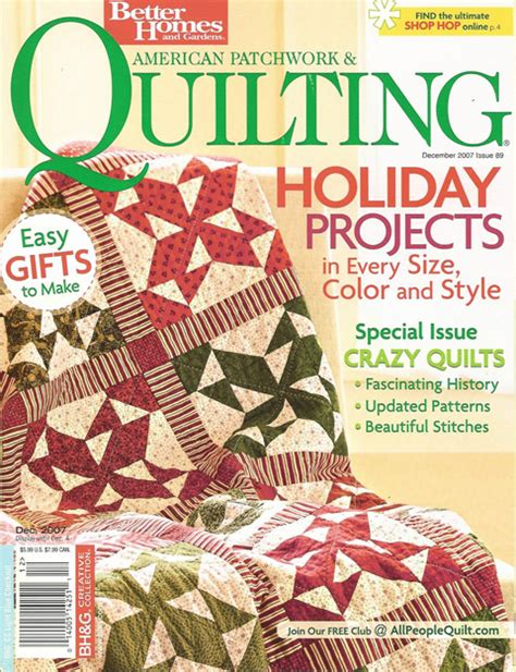 American Patchwork And Quilting Website - treasure hunt