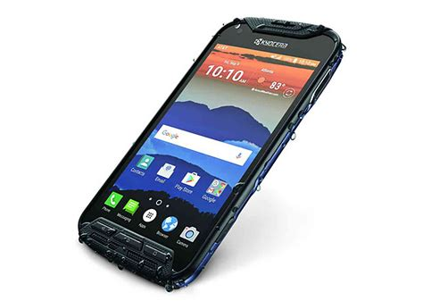 Att Rugged Phones by Rugged Kyocera Duraforce Pro Will Be Sold By At T Phonedog
