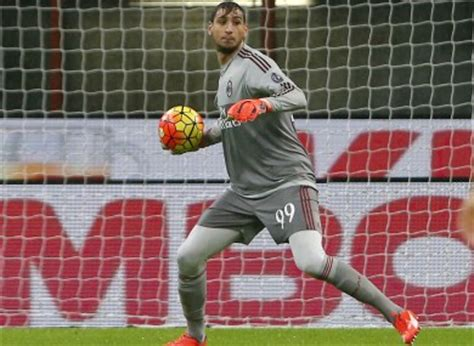 Ipper Ac Milan the 16 year goalkeeper at the centre of ac milan s