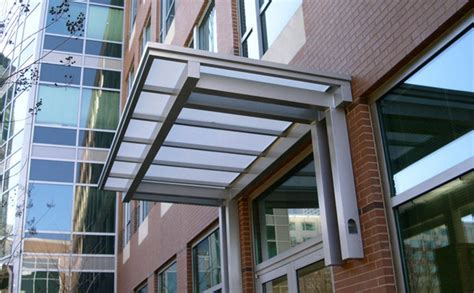 Building Awnings by Canopies Entrance Canopies Sidewalk Canopies
