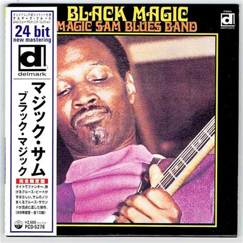 black magic used magic sam black magic used japan mini lp cd beat net