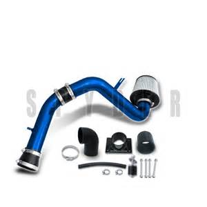 Mitsubishi Eclipse Cold Air Intake Mitsubishi Eclipse 00 04 4cyl Cold Air Intake Filter Blue