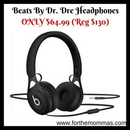 Free Beats By Dr Dre Giveaway - beats by dr dre headphones only 64 99 shipped reg 130 ftm
