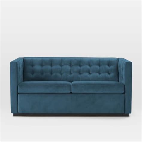 West Elm Rochester Sofa by Rochester Deluxe Sleeper Sofa West Elm Office 1