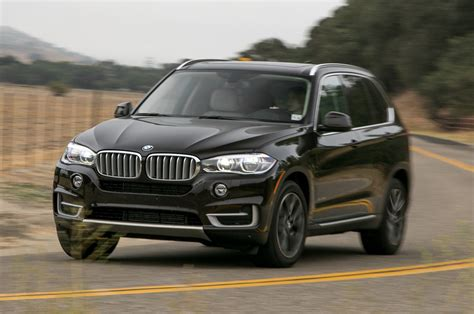 bmw x5 2014 bmw x5 first test motor trend