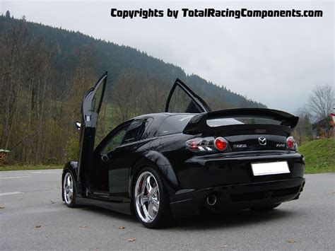 rx8 car mazda rx 8 black car pictures