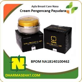 Ayla Breast Nasa Toko Herbal Dharma Sehat Jual Obat Herbal 083123950191