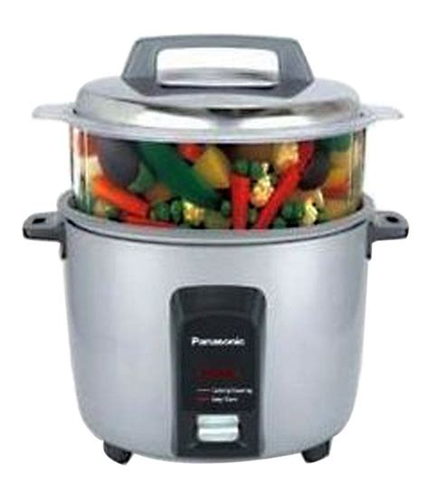Panasonic Rice Cooker Indonesia panasonic 1 8 l rice cooker sr y18fhs e price in india