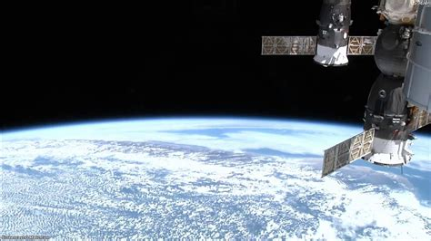 international space station live webcam 1 youtube