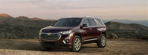 2018 traverse release 2018 chevy traverse changes and release date