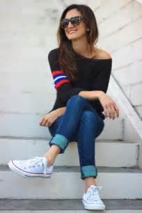 Frankie hearts fashion sweater jeans shoes sunglasses shirt
