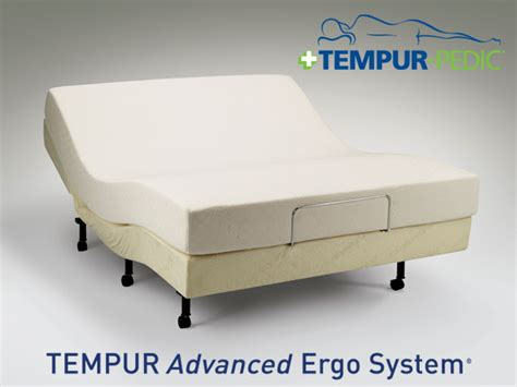tempur pedic advanced ergo adjustable mattress base
