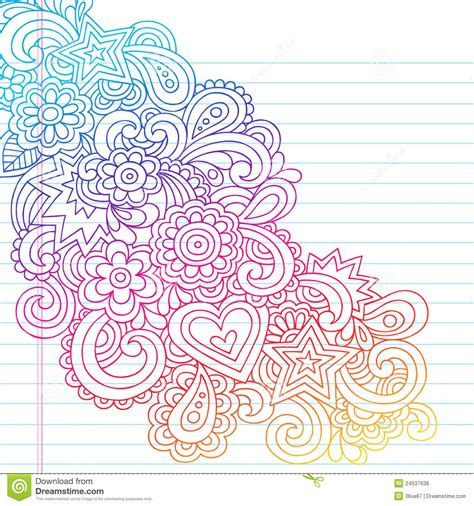 notebook doodle pattern background cute notebook google search backgrounds