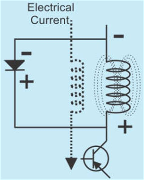 biased diode relay what is a flyback diode