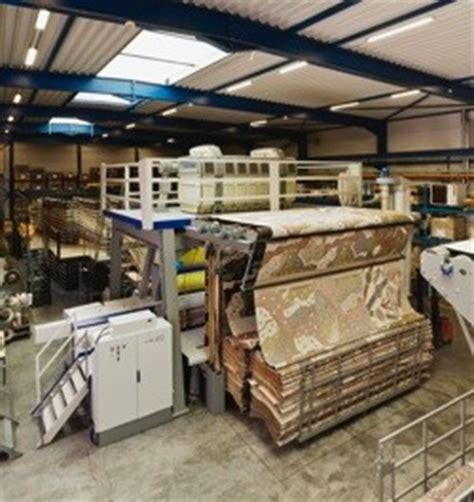rug weaving machine de wiele our members symatex an textile machinery association