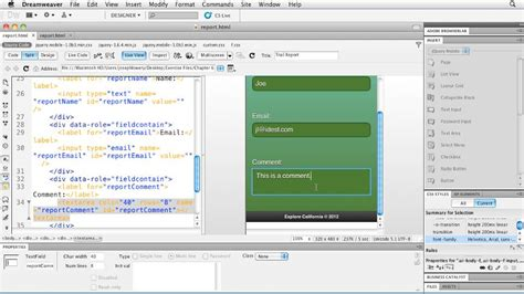 dreamweaver tutorial lynda dreamweaver tutorials lynda com