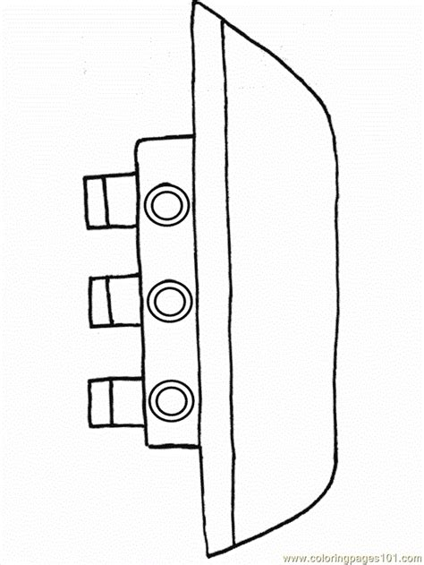 boat template coloring pages boats n ships 14 gt boats and