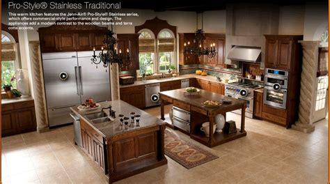 Luxurious Kitchen Appliances Quot World Charm Quot