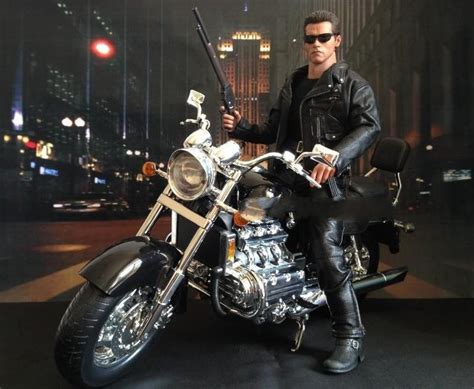 1 6 Scale Toys Dx10 Terminator T2 T800 Grey T Shirt 1 6 scale motorcycle bike for toys t800 t 800