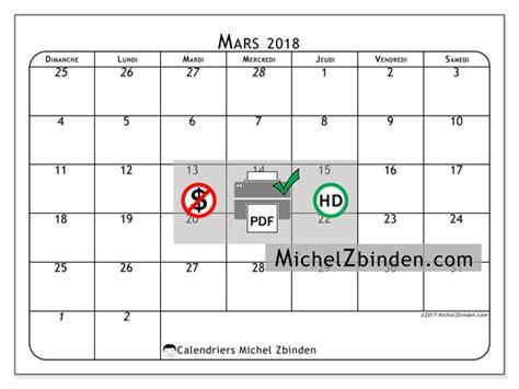 Calendrier Mars 2018 Calendrier 224 Imprimer Mars 2018 Maximus Canada