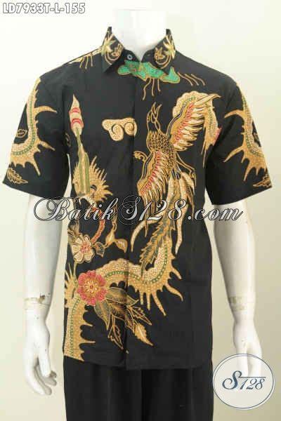 desain baju batik untuk kuliah toko baju hem batik pilihan komplit sedia pakaian batik