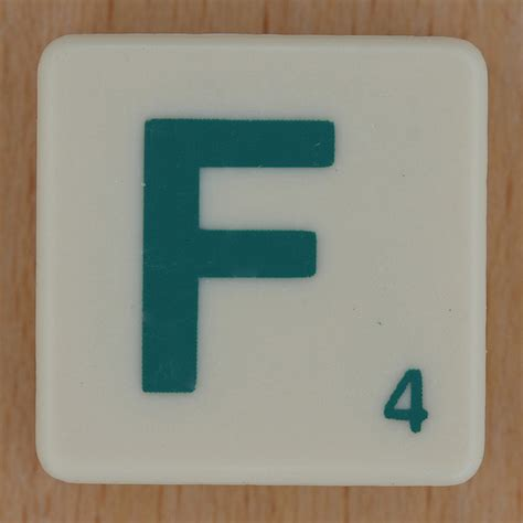 scrabble letter f scrabble green letter f flickr photo