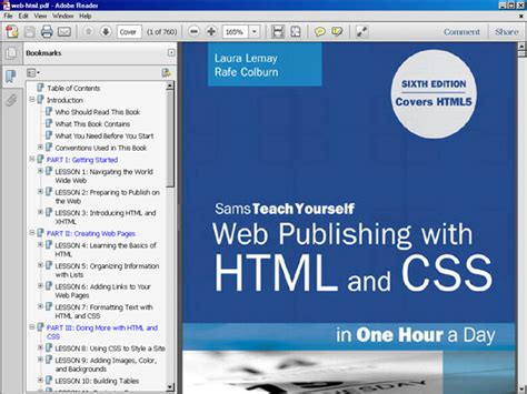 website tutorial html css javascript tutorials point css pdf