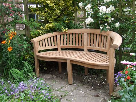 curved outdoor bench   home design ideas