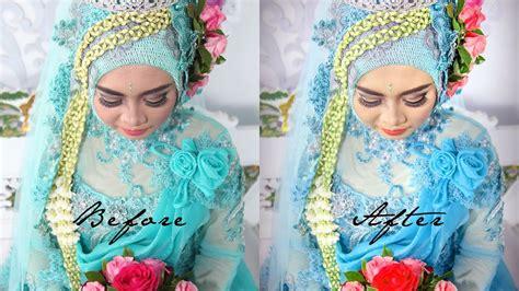 Tutorial Edit Foto Pernikahan | tutorial photoshop dasar cara edit foto pernikahan