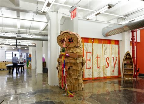 Etsy Office by Etsy Offices New York City Office Snapshots