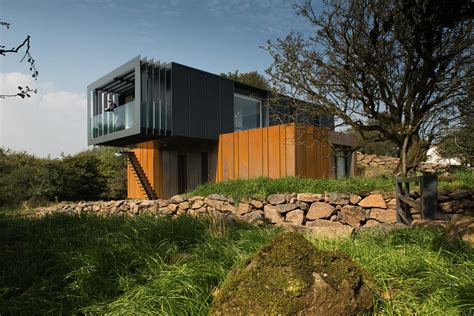grand designs county derry shipping container house
