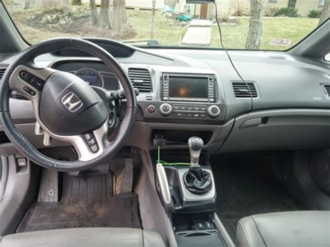 purchase   honda civic   dr  speed manual  factory gps navigation system  west