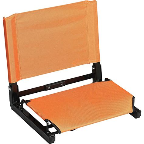 stadium bench seat gear your seat at the tailgate 171 tailgate fan