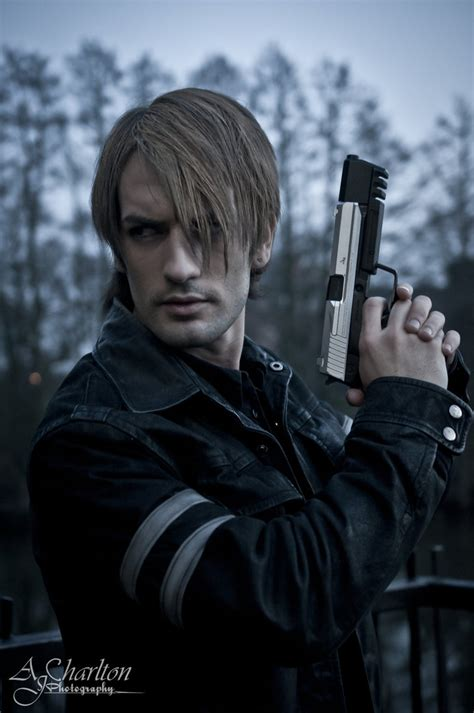 leon kennedy hairstyle leon s kennedy cosplay by leon chiro cosplay art by