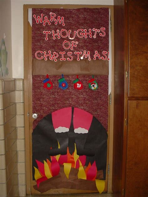 Door Decorating Contest For Christmas » Home Design 2017