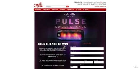 The Voice Sweepstakes - the voice experience sweepstakes